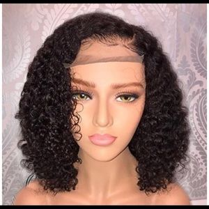 Brazilian lace front Human Hair wig
